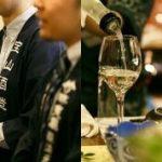 日本の伝統芸能を鑑賞。